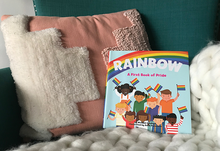 Sunday stories: rainbow: a first book of pride