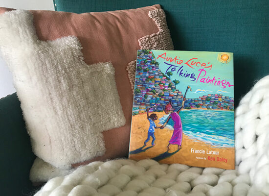 """Sunday stories: """"aunt luce's talking paintings"""""""